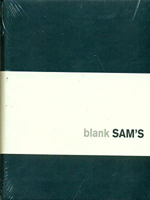 SAM's Notebook A Blank Black