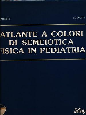 Atlante a colori di semeiotica fisica in: Zitelli, B.