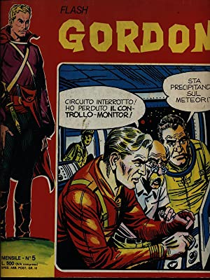 Flash Gordon n. 5/giugno 1974: aa.vv.