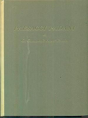 Paesaggi Padani. Di Giovanni Carnovali detto Il: Nicodemi, Giorgio