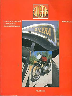 Gilera - La Storia, Le Curiosita' E: Leardi, Roberto