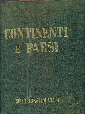 Continenti e paesi: Visintin, Luigi