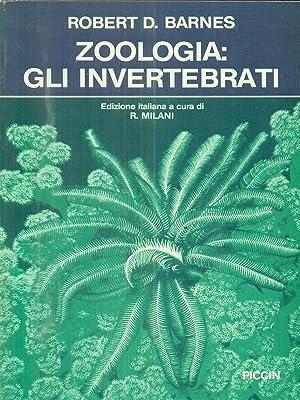 Zoologia: gli invertebrati: Barnes, Robert