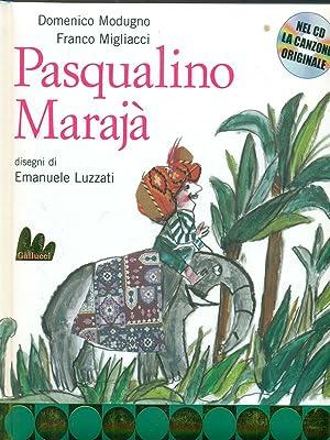 Pasqualino Maraja' + CD: Modugno, Domenico -