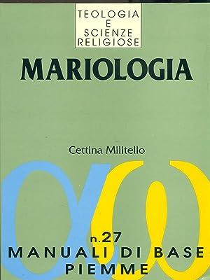 Mariologia: Militello, Cettina