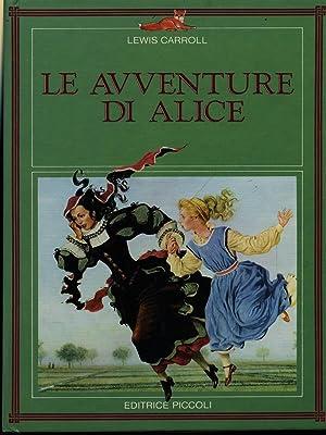 Le avventure di Alice: Carroll, Lewis