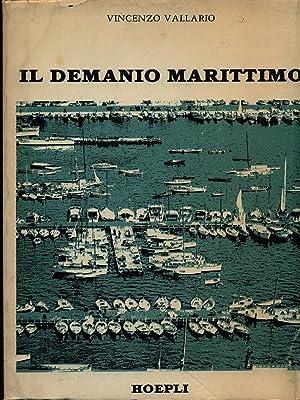 Il demanio marittimo: Vallario, Vincenzo