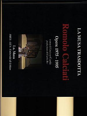 Romolo Calciati opere 1975-1995: Caprile, Luciano