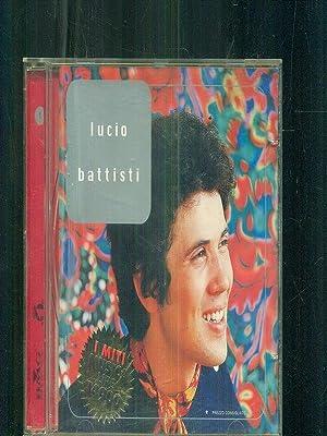 I miti Musica: Lucio Battisti. CD: aa.vv.