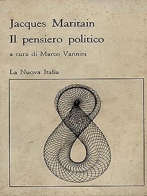 Il pensiero politico: Vannini, Marco