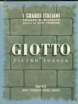 Giotto: Toesca, Pietro