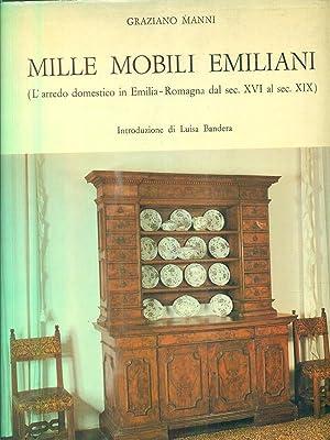 Mobili Tre Stelle Modena.Mille Mobili Emiliani L Arredo Domestico In Emilia Romagna
