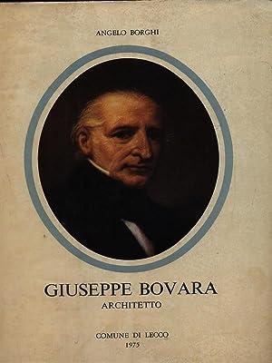 Giuseppe Bovara, architetto: Borghi, Angelo