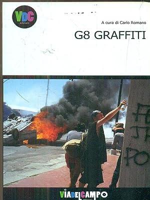 G8 graffiti: Romano, Carlo