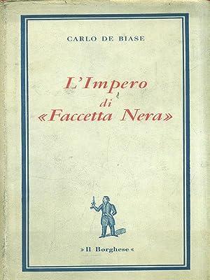 L'Impero di Faccetta Nera: De Biase, Carlo