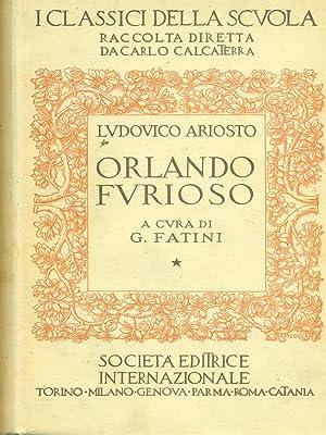 Orlando furioso: Ariosto, Ludovico