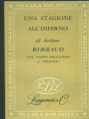 Una stagione all'inferno: Rimbaud, Arthur