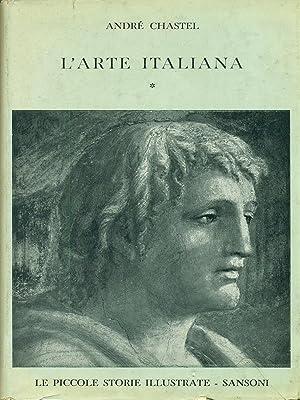 L'arte italiana: Chastel, Andre'
