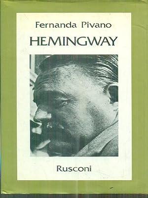 Hemingway: Pivano, Fernanda