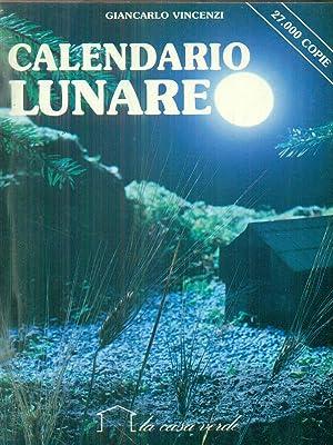 Calendario Lunare 2005.Calendario Lunare Abebooks