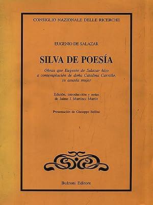 Silva de poesia: De Salazar, Eugenio