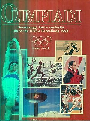 Olimpiadi: Kamper, Erich -