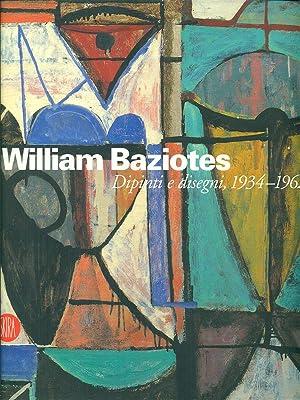 William Baziotes Dipinti e disegni 1934-1962: Michael Preble