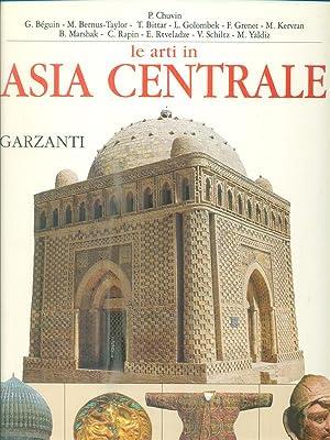 Le arti in Asia centrale: Chuvin, Pierre