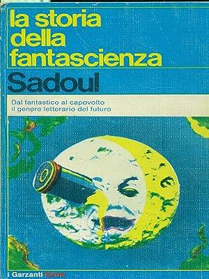 La storia della fantascienza: Sadoul, Jacques