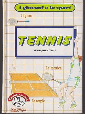 Tennis: Turci, Michela