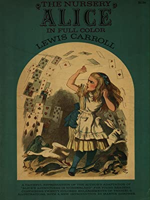 The nursery Alice in full color: Carroll, Lewis