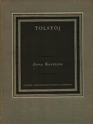 Anna Karenina 2vv: Tolstoj, Lev Nikolaievic
