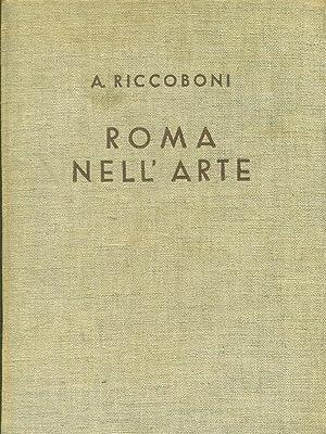 Roma nell'arte Scultura: Riccoboni, A.