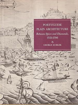 Portuguese Plain Architecture: Kubler, George