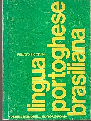 La lingua portoghese italiana: Piccinini, Renato