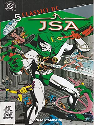 Classici DC 5: JSA: Thomas - Ordway