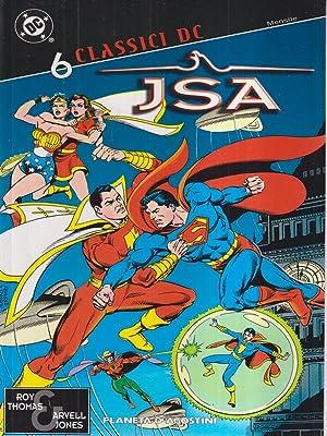 Classici DC 6: JSA: Thomas - Jones