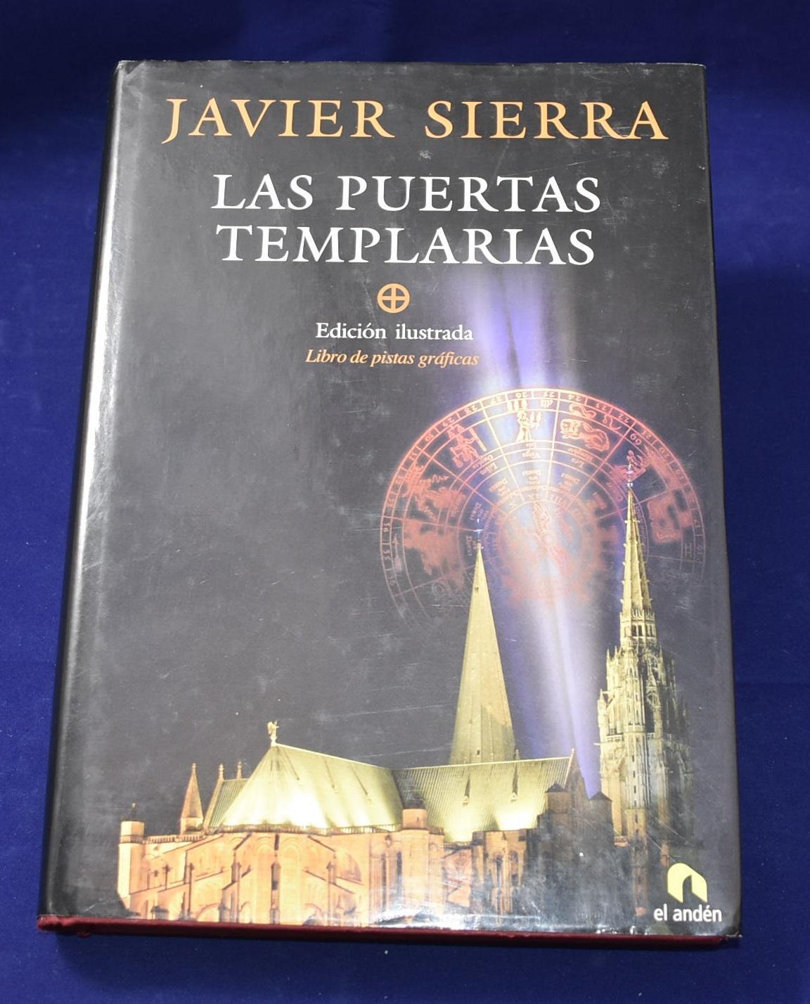 Las puertas templarias - Sierra, Javier