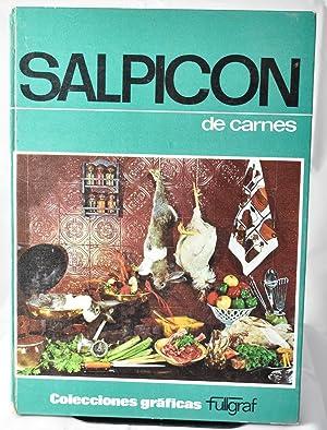 Salpicón de carnes: Camps Cardona, María