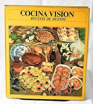 Cocina visión, Recetas de huevos: Camps Cardona, María