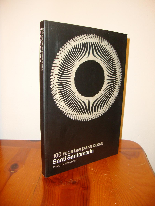 100 RECETAS PARA CASA de SANTI SANTAMARIA: AIBANA