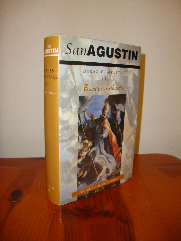 Obras completas de San Agustín. XLI: Escritos atribuidos: 41 (NORMAL) - San Agustín