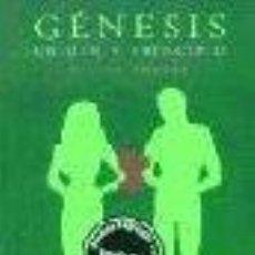 GENESIS - ORIGEN Y PRINCIPIO - CON UN CD-ROM - FREIRE, SILVIA DEL