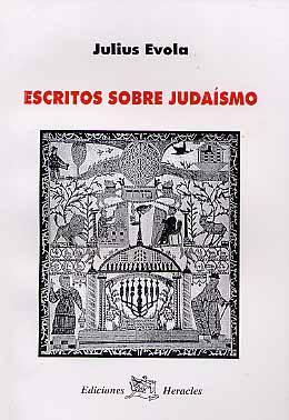 Resultado de imagen de Evola y el judaísmo
