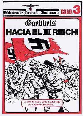 HACIA EL TERCER III REICH: por Joseph Goebbels