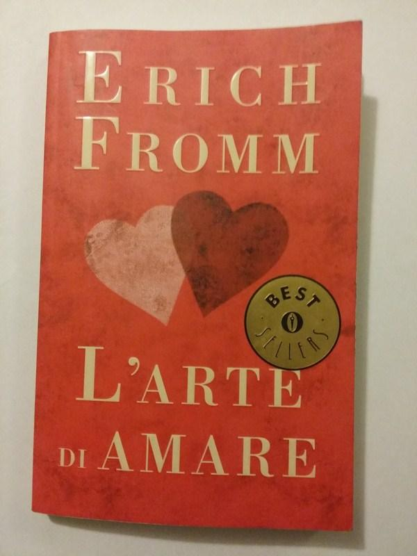 l arte di amare erich fromm  L arte di amare da Erich Fromm: - Libros Ambigú