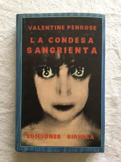 libro condesa sangrienta valentine penrose