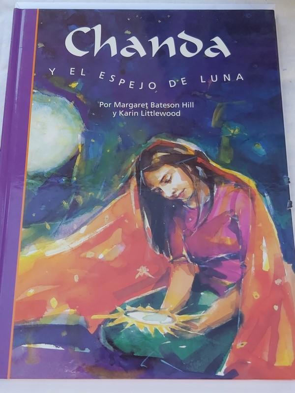 Chanda y el espejo de la luna - Karin Littlewood; Margaret Bateson-Hill
