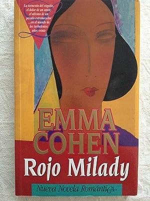 Rojo Milady: Enma Cohen