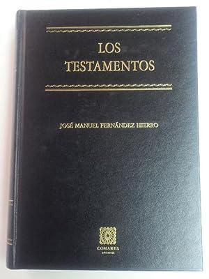 Los testamentos: Jose Manuel Fernandez Hierro